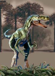 sanjusaurusan by Gonzalezaurus