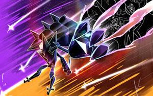 Necrozma by Psi-Stardust