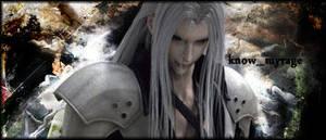 Sephiroth by Know-myrage