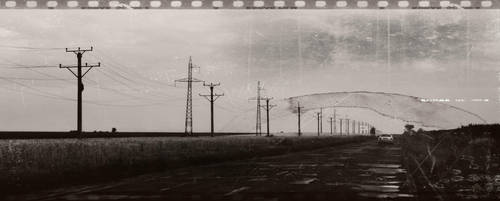 Road To The House Of Dreams by minica