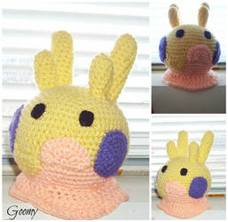 Crochet Goomy by ArtisansShadow