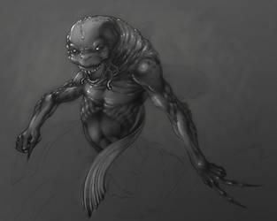 Aquamonster by Weird-zebra