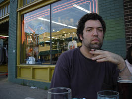 david smoking 001 by pexa-stock