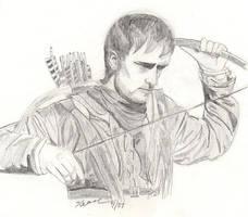 Robin Hood by argentwings
