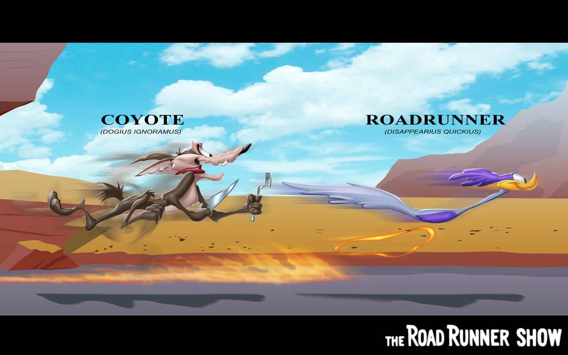 Road Runner Wallpaper by dylanliwanag