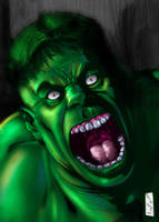 Hulk by dylanliwanag