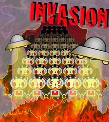 invasion by Moshman88