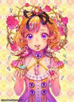 Alice will not awake by foomidori