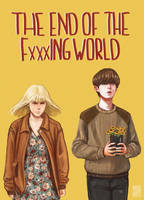 The End of the Fxxxing World by moozoobee