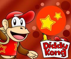 I'm Diddy!! Huhuuuuu, Ghuuhuhuuuu!! by BoxBird