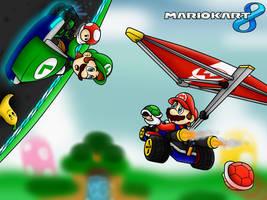 Mario Kart 8 by BoxBird
