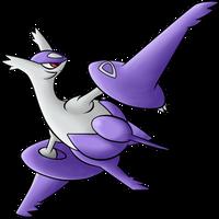 The Mega Eon Pokemon by BoxBird