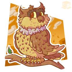 AT: Owl by BoxBird