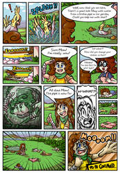 Brave Bree - Chapter 1 - Page 10 / Mom by BoxBird