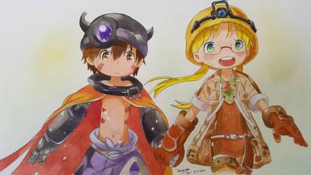 Riko and Reg  by PanchoDan