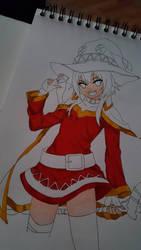 Bakuretsu in progress 2 by PanchoDan