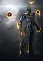 Nova Nebula skin concept by Artarrwen