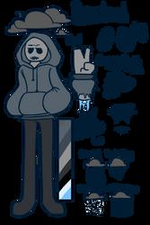 Raincloud Ref [Vent Oc] by AvaSketch