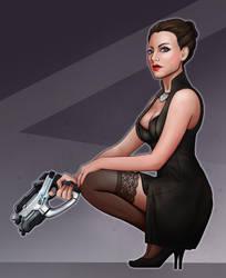Shepard by Scrappy195