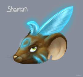 Transformice Shaman by Nolhyaa