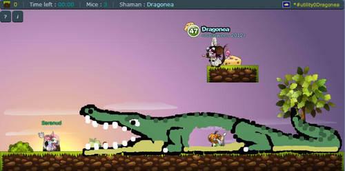 Screenshot TFM: Crocodile! by Nolhyaa