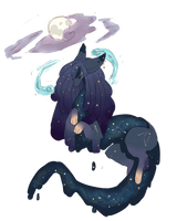 Terradragon redesign Starry Shores - unoffical by Plush-Bean