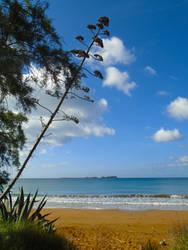 The sea ...at last... by Johny-Leek-Sama