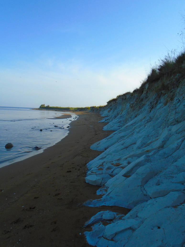 Melting shores... by Johny-Leek-Sama