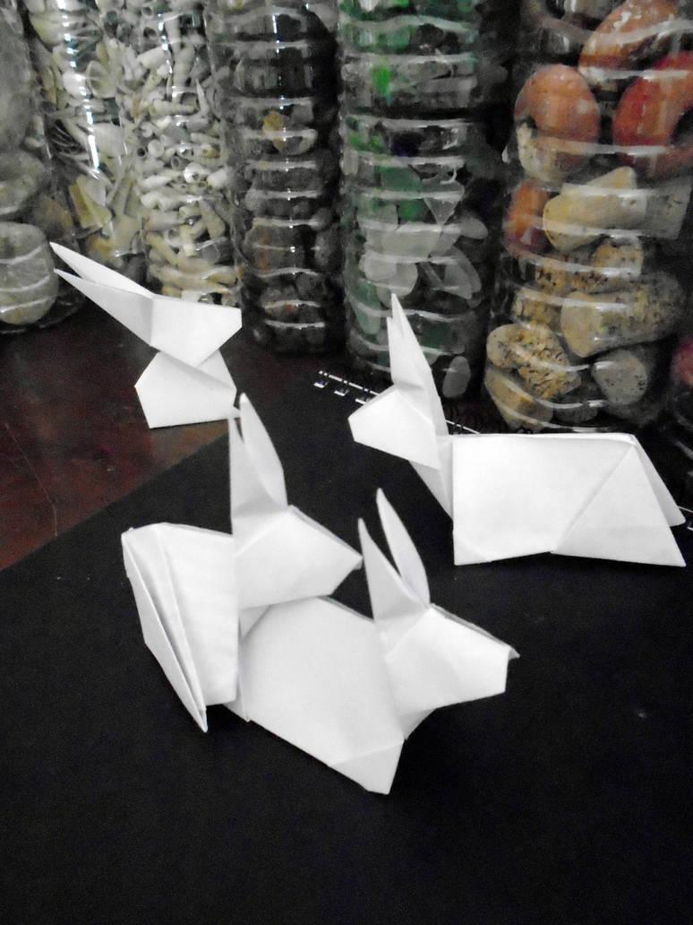 My naughty bunnies... by Johny-Leek-Sama