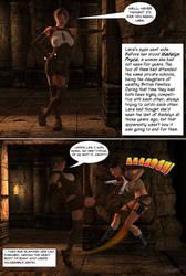 Cuntbusting Lara Croft by durvasas