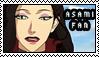 Asami Sato Stamp by Ashidanza