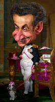 Napoleon Sarkozy by RodneyPike