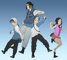Team Mikio by osy057