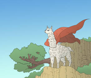 Llama Supreme by osy057