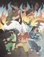 Avatar 2 by osy057