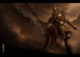 hellrider by henryz