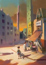 great destination III by henryz