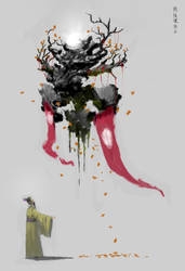 tree spirit by henryz