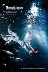 Mermaid Fantasy by ktse719