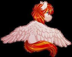 {Ych} HeartFire by Micky-Ann
