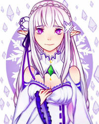 Emilia by M4LoZ