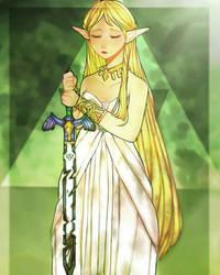 Master Sword by M4LoZ