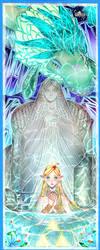 Fountain of Wisdom by M4LoZ