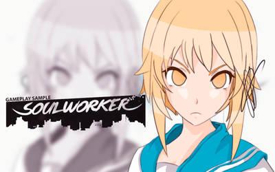 Soul Worker Online - HARU ESTIA thumb by thr2e