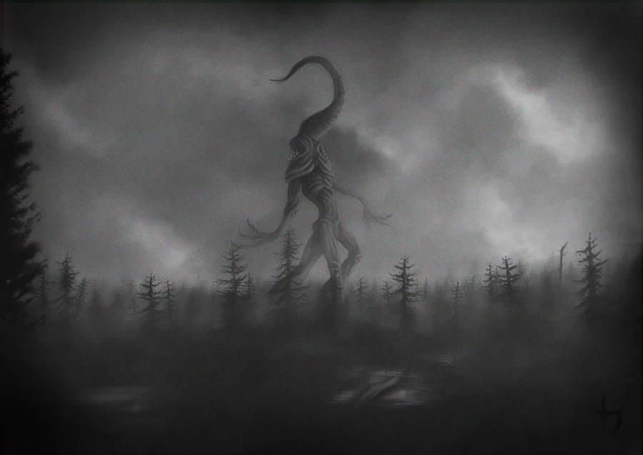Nyarlathotep by Corwin-Cross