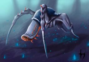 Creature 1 by Corwin-Cross
