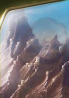 Mountain of madness by Corwin-Cross