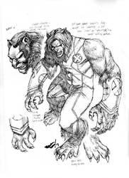 SOTD: TWELVE- BEAST by deemonproductions