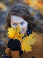 Tangerine Smile by kuzminphoto