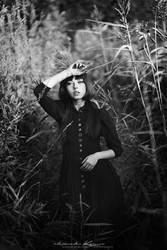 Scarlet Black II by kuzminphoto